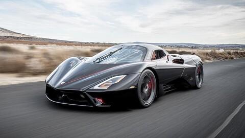 SSC Tuatara rompe por segunda vez el récord del auto de producción más rápido del mundo