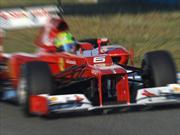 F1: Chau a las trompas feas