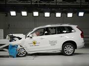 Volvo XC90 2016 obtiene cinco estrellas de la Euro NCAP