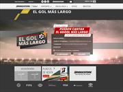 """Bridgestone lo invita a celebrar """"el gol más largo"""" para apoyar a su Selección"""