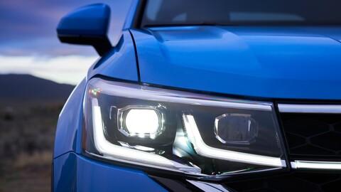 Características del Volkswagen Taos 2021 vs Tiguan y T-Cross