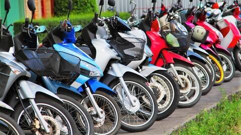 Motos más vendidas en Colombia en febrero de 2021