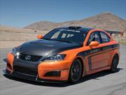 Lexus IS F CCS-R presente en Pikes Peak 2012