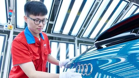 Audi se une a FAW para producir autos eléctricos en China
