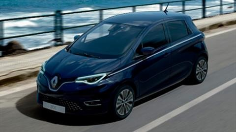 Francia brinda un subsidio de 13.000 dólares para comprar autos eléctricos