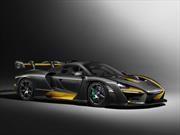 McLaren Senna Carbon Theme, la fibra de carbono en su máxima expresión