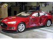 Euro NCAP le pone 5 estrellas al Tesla Model S