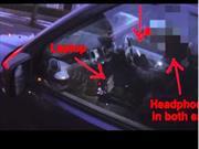 Video: El conductor más irresponsable del planeta vive en Escocia