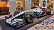 F1: La escudería Mercedes devela su monoplaza para la temporada 2020