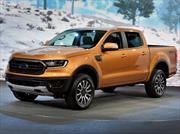 Ford Ranger 2019, regresa a EU y con motor Ecoboost