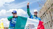 Benito Guerra Jr. gana su primer Rally de Campeonato Mundial en México