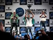 Scania ya tiene campeón en primera final latinoamericana del Scania Driver Competitions