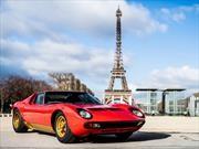 Restauran el Lamborghini Miura SV de Jean Todt