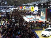 Auto Show de Shanghai 2015 también prohibe a los niños