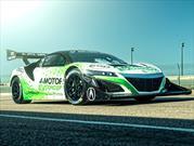 Acura EV Concept, el Honda NSX eléctrico para Pikes Peak