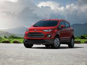 Ford Ecosport 2013 llega a México desde $280,100 pesos