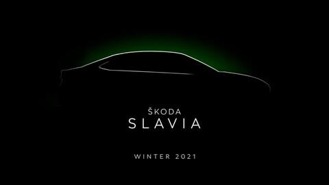 Škoda Slavia, así se llamará el nuevo sedán de la marca para India