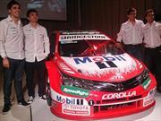 Toyota presenta el nuevo Corolla de STC2000
