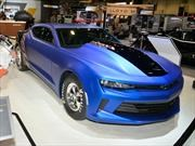 SEMA Show: Chevrolet COPO Camaro listo para la pista
