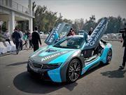 BMW i8 es el safety car del E-Prix de México