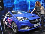 Opel Corsa OPC 2015 debuta