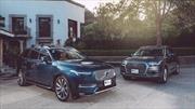 Volvo XC90 vs Audi Q7, un duelo de lujo