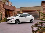 Nissan presenta un nuevo sistema para recargar tu coche