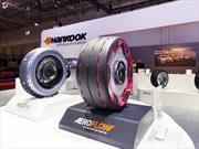 AeroFlow y Hexonic, llantas conceptuales de Hankook