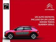 Citroën adelanta su espacio en el Salón de Buenos Aires