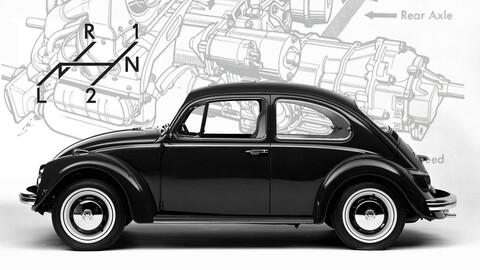 Autostick de Volkswagen, el inicio de las transmisiones que hoy nos sorprenden