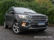 Prueba Ford Kuga 2.1, el dinamismo al poder