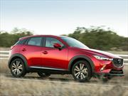 Mazda CX-3 2016 ofrece un consumo promedio de 31 mpg