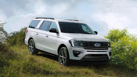 Ford Expedition STX 2021: un SUV de lujo que sigue evolucionando