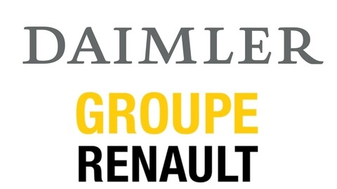 Renault vende las acciones que tenía del Grupo Daimler