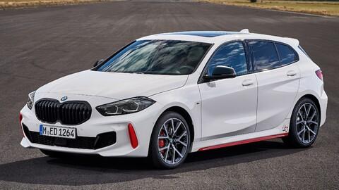 BMW Serie 1 128ti 2021 debuta