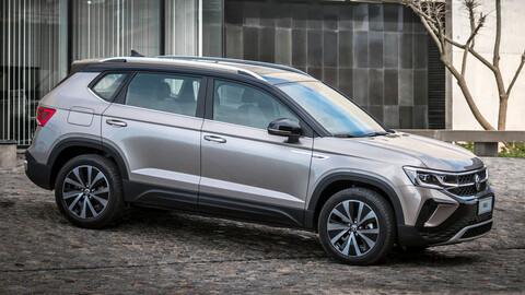 Volkswagen Taos comenzará su preventa en Argentina