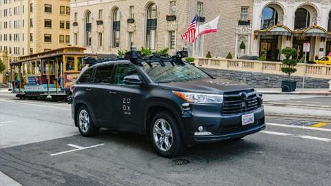 Amazon proyecta su llegada al mundo de los vehículos autónomos