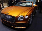 Bentley Continental GT Convertible: distinción inglesa