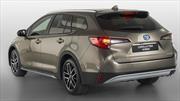 Toyota Corolla Trek 2020, con disfraz de crossover