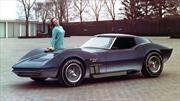 Esta es la curiosa historia del Chevrolet Corvette Mako Shark