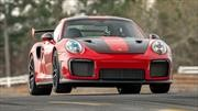 Un Porsche 911 GT2 RS marca record en Road Atlanta