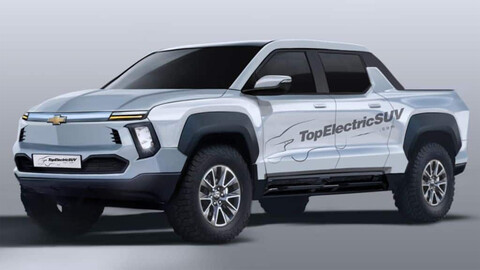 Chevrolet BET anticipa una Colorado eléctrica