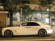 Cristiano Ronaldo agrega un Rolls-Royce más a su colección de autos exóticos