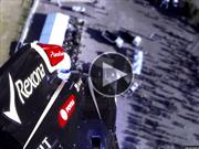 Video: The Stig hace Bungee Jump con un F1