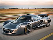 Hennessey Venom GT es el vehículo de producción más rápido del mundo