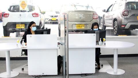 Presentan Sala en Vivo para vender vehículos de forma virtual