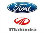Ford y Mahindra desarrollarán dos SUVs y un auto eléctrico