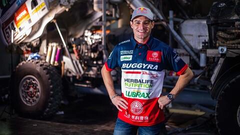 Casale se apunta a ganar el Dakar 2022 en camiones como piloto oficial del Team Tatra Buggyra