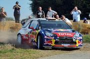WRC Gales: Siempre Loeb