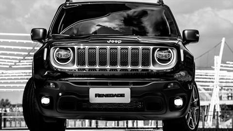 Jeep Renegade Latitude Night Eagle 2020 llega a México, una edición especial con toque nocturno